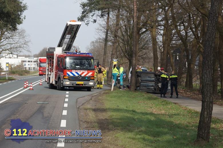 Slener komt om het leven bij verkeersongeluk in Emmen.