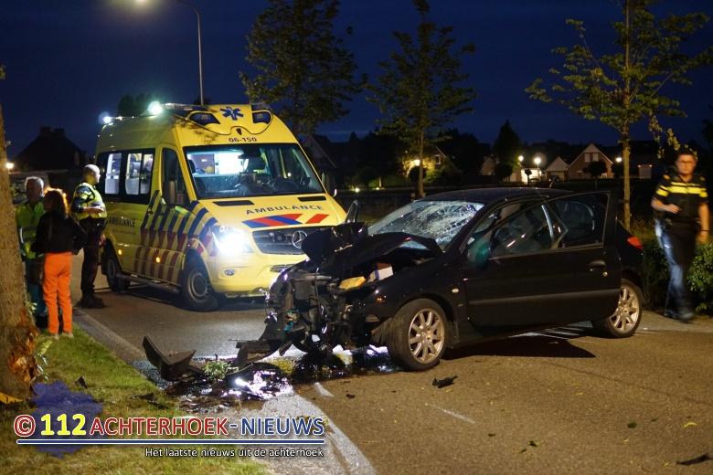 Mannen met schrik vrij na ongeval in Kilder.