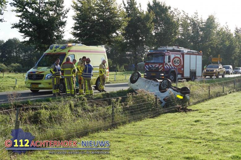 Slachtoffer ongeval Lichtenvoorde bedankt iedereen die haar heeft geholpen.