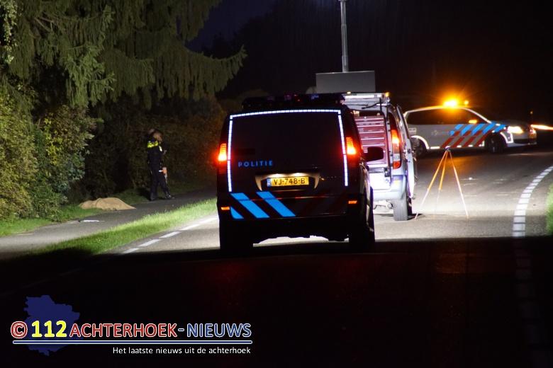 Man uit Kranenburg aangehouden na door rijden dodelijk aanrijding in Braamt.
