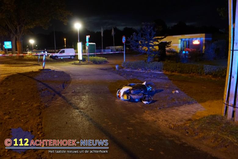 Meisje ernstig gewond na eenzijdig ongeval in Aalten.