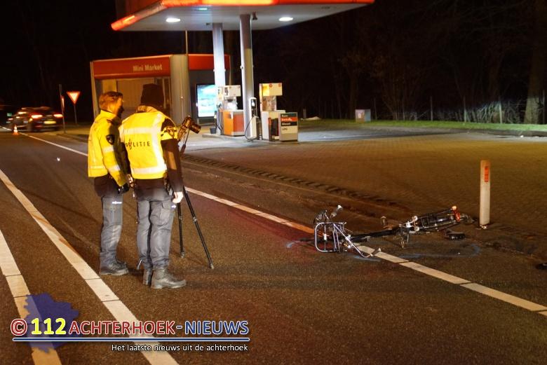 43-jarige man uit Aalten heeft zich gemeld na aanrijding N18 Lichtenvoorde.