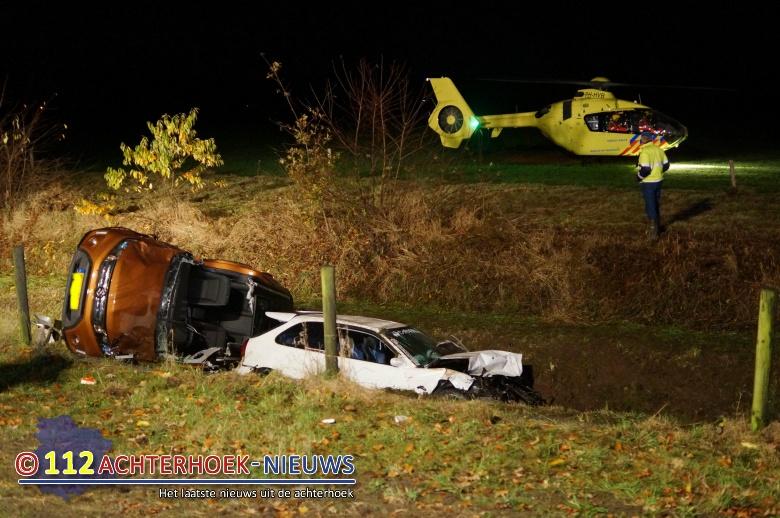 21-jarige man uit Hengelo veroordeeld voor ongeval A18 bij Wehl.