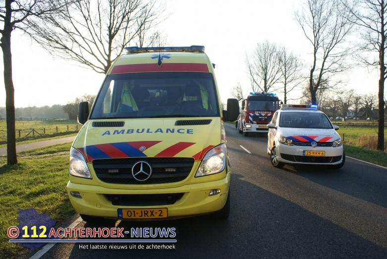 Deventenaar om het leven gekomen bij ongeluk in Diepenveen.