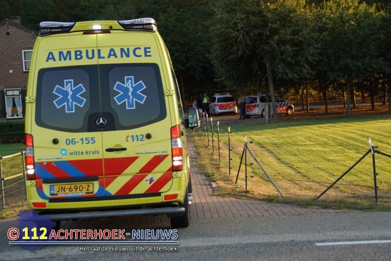 Man raakt gewond na quadongeval in Kilder.