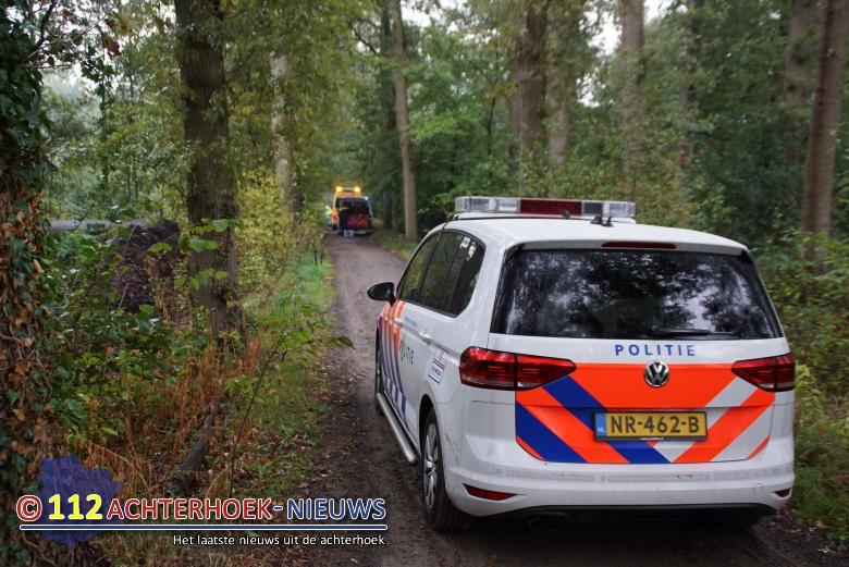 Mountainbiker overleden na noodlottig ongeluk in Ruurlo.