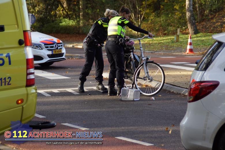 Aanrijding met fietster op oversteekplaats in Doetinchem.